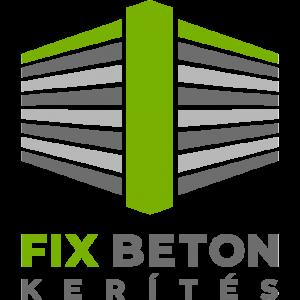 Fix Beton Kerítés